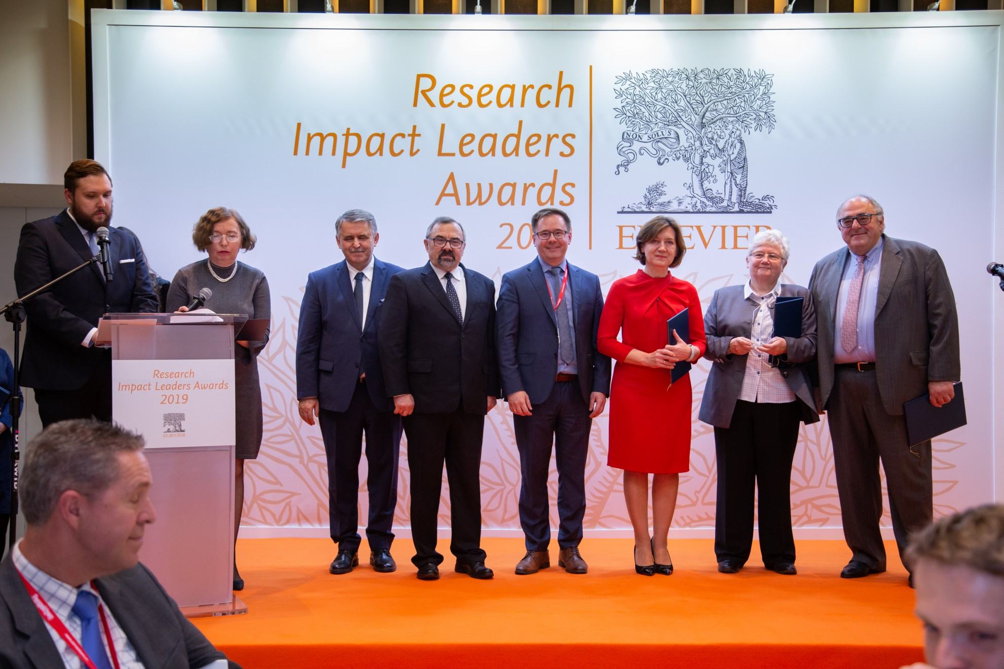 "Uniwersytet w Białymstoku z nominacją do ""ELSEVIER Research Impact Leaders Awards 2019"""